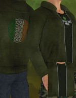 World Jacket Textures for Bomber Jacket