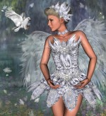 Regalia for Flower Fairy Outfit for Dawn