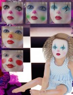 Polly for Baby Luna - Fun With Face Paint
