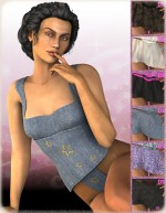 MsRo Seduction2 Intimates for Dawn