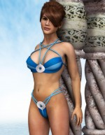 Shell Bikini for Dawn
