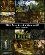 Hearts of Africa - Lost Legends