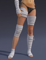 Knee Bandages for Dawn