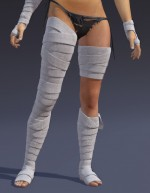 Shin Bandages for Dawn