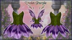 Dance of the Flowers for Flower Fairy Outfit and Wings