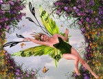 Dance of the Flowers Wings Expansion Set
