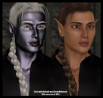 Drow for Dawn and Dusk