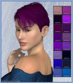 MHD Fantasy for Hero and Heroine Hair