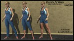Overalls for Dawn - DAZ Studio