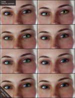Eyes Collection for Dusk SE and Dawn SE