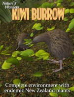Nature's Wonders Habitat Value Stack-Kiwi Burrow