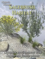 Nature's Wonders Habitat Value Stack-Sagebrush Habitat