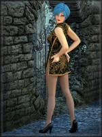 Cheongsam Dress for Dawn