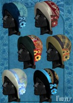 Shades for Flapper Hat 1