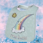 CuteSky for Casual Bib