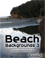 Beach Backgrounds Value Stack