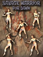 Savage Warrior for Dawn
