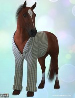 Pajama Top for the HiveWire Horse