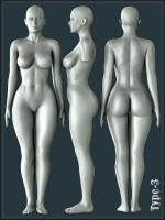 Body Type-3 for Dawn