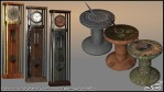 Steampunk Props Set 2