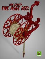 3WC Fire Safety - Fire Hose Reel